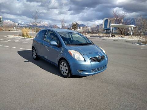 2008 Toyota Yaris for sale at ALL ACCESS AUTO in Murray UT