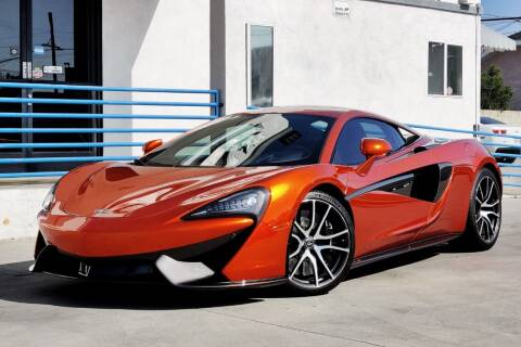 2016 McLaren 570S for sale at Fastrack Auto Inc in Rosemead CA