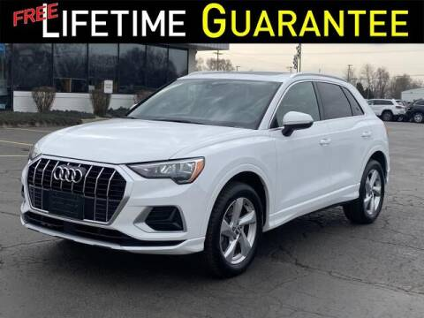 2020 Audi Q3 for sale at Vicksburg Chrysler Dodge Jeep Ram in Vicksburg MI