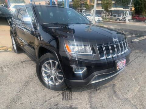 2015 Jeep Grand Cherokee for sale at Excellence Auto Trade 1 Corp in Brooklyn NY