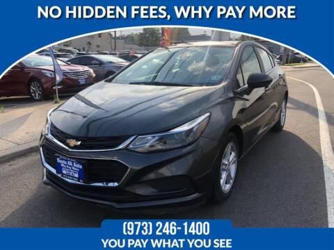 2017 Chevrolet Cruze for sale at Route 46 Auto Sales Inc in Lodi NJ