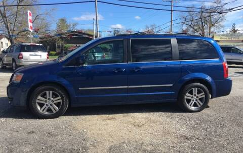 2010 Dodge Grand Caravan for sale at Antique Motors in Plymouth IN