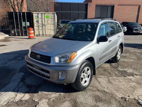 2003 Toyota RAV4 for sale at Boston Auto Exchange in Boston MA