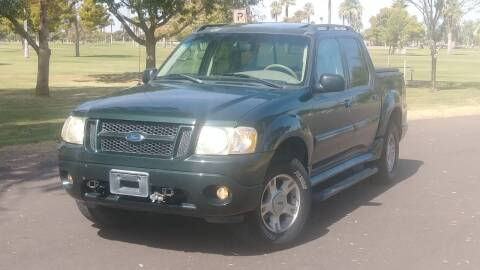 2004 Ford Explorer Sport Trac for sale at CAR MIX MOTOR CO. in Phoenix AZ