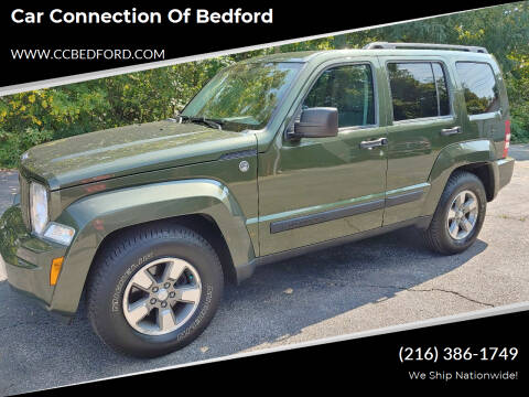 2008 Jeep Liberty for sale at Car Connection of Bedford in Bedford OH
