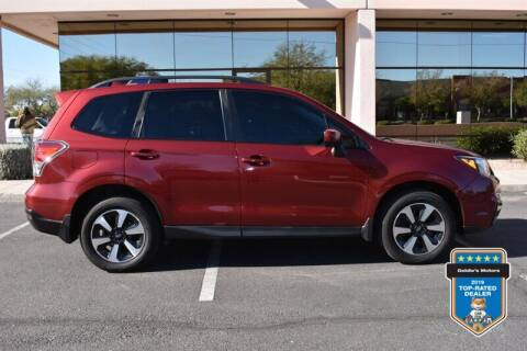 2017 Subaru Forester for sale at GOLDIES MOTORS in Phoenix AZ