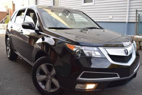2012 Acura MDX for sale at VNC Inc in Paterson NJ