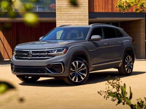 2021 Volkswagen Atlas Cross Sport for sale at Boston Volkswagen in Watertown MA