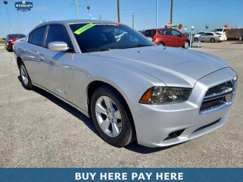 2012 Dodge Charger for sale at Stanley Direct Auto in Mesquite TX
