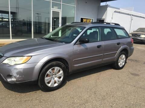 2009 Subaru Outback for sale at Safi Auto in Sacramento CA