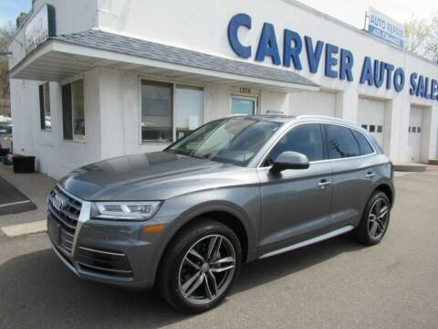 2018 Audi Q5 for sale at Carver Auto Sales in Saint Paul MN