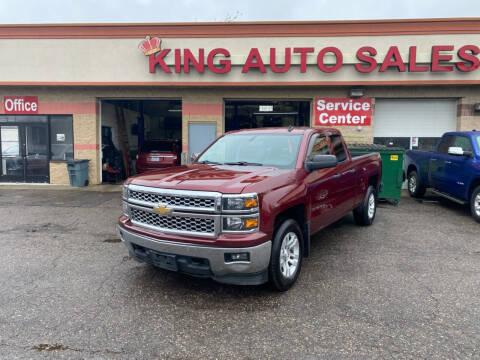 2014 Chevrolet Silverado 1500 for sale at KING AUTO SALES  II in Detroit MI
