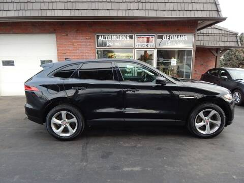 2017 Jaguar F-PACE for sale at AUTOWORKS OF OMAHA INC in Omaha NE