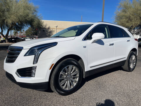 2018 Cadillac XT5 for sale at Tucson Auto Sales in Tucson AZ