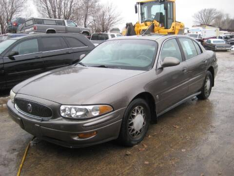 2002 Buick LeSabre for sale at Carz R Us 1 Heyworth IL - Carz R Us Armington IL in Armington IL