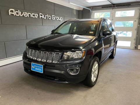 2015 Jeep Compass for sale at Advance Auto Group, LLC in Chichester NH