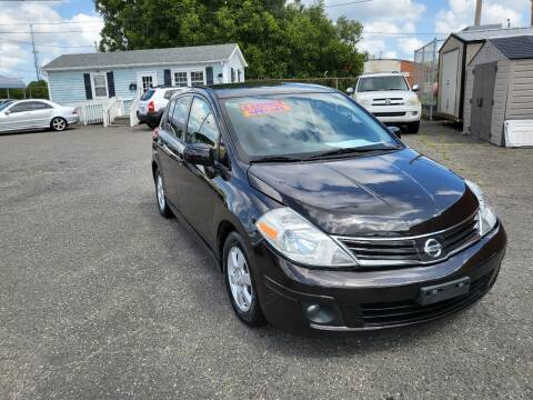 2011 Nissan Versa for sale at LINDER'S AUTO SALES in Gastonia NC