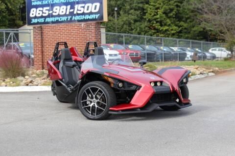 2018 Polaris Slingshot for sale at Skyline Motors in Louisville TN