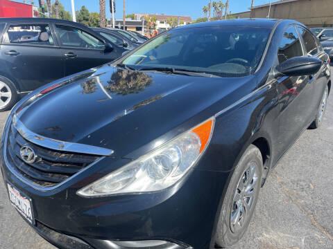 2012 Hyundai Sonata for sale at CARZ in San Diego CA