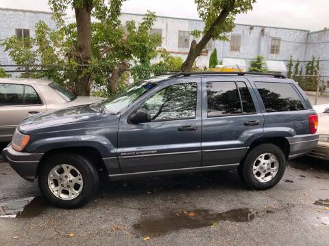 2002 Jeep Grand Cherokee for sale at Autos Under 5000 + JR Transporting in Island Park NY