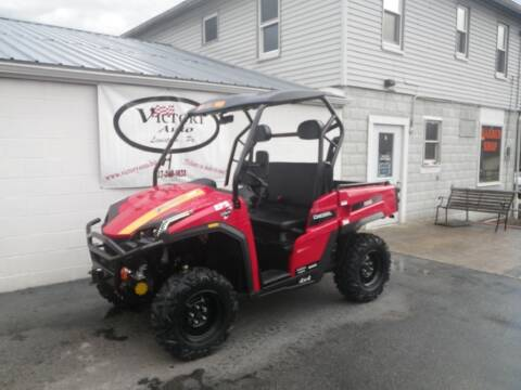 2019 Massimo TBOSS for sale at VICTORY AUTO in Lewistown PA
