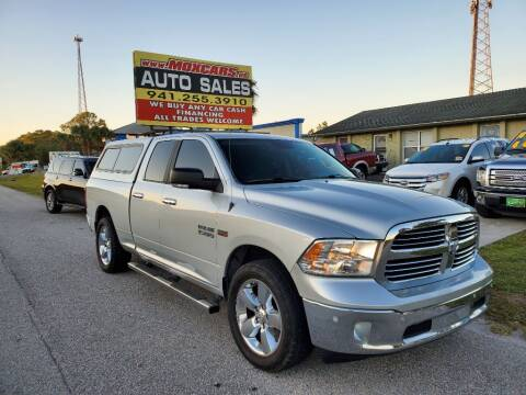 2017 RAM Ram Pickup 1500 for sale at Mox Motors in Port Charlotte FL