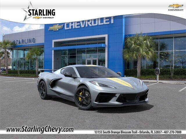 2022 Chevrolet Corvette for sale in Orlando, FL