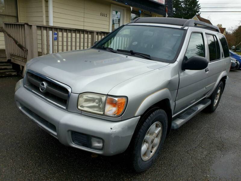 2002 Nissan Pathfinder for sale at Life Auto Sales in Tacoma WA