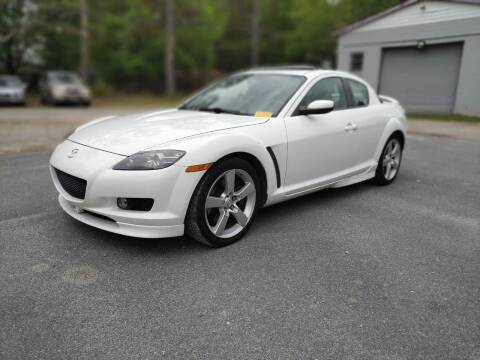 2007 Mazda RX-8 for sale at Tri State Auto Brokers LLC in Fuquay Varina NC
