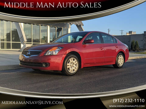 2009 Nissan Altima for sale at Middle Man Auto Sales in Savannah GA