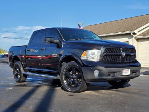 2015 RAM Ram Pickup 1500 for sale at Tri-County Pre-Owned Superstore in Reynoldsburg OH