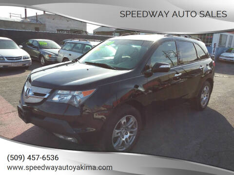 2007 Acura MDX for sale at Speedway Auto Sales in Yakima WA