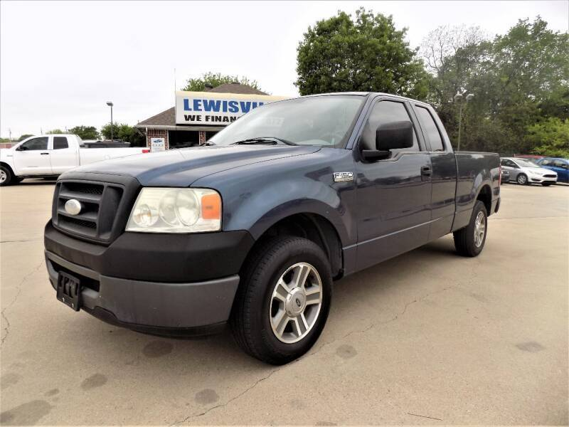 2006 Ford F-150 for sale at Lewisville Car in Lewisville TX