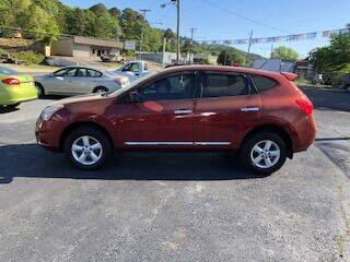 2012 Nissan Rogue for sale at Howard Johnson's  Auto Mart, Inc. in Hot Springs AR