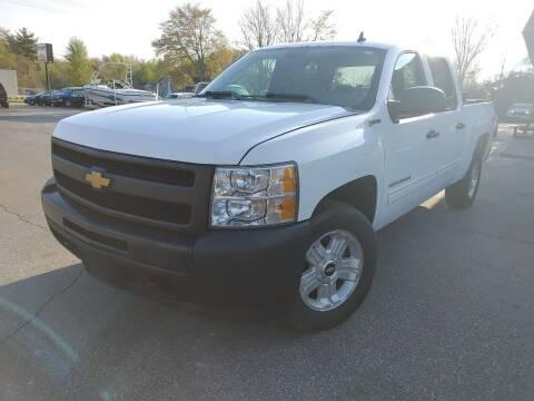 2012 Chevrolet Silverado 1500 Hybrid for sale at Cruisin' Auto Sales in Madison IN