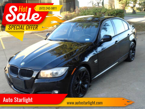 2011 BMW 3 Series for sale at Auto Starlight in Dallas TX