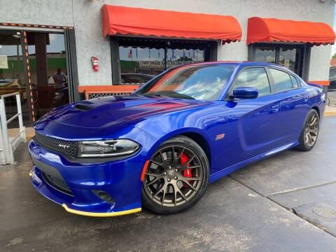 2018 Dodge Charger for sale at MATRIX AUTO SALES INC in Miami FL