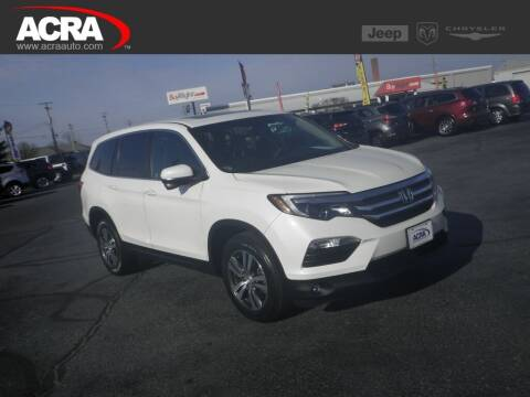 2018 Honda Pilot for sale at BuyRight Auto in Greensburg IN