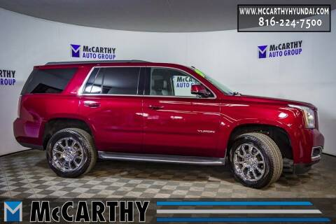 2017 GMC Yukon for sale at Mr. KC Cars - McCarthy Hyundai in Blue Springs MO