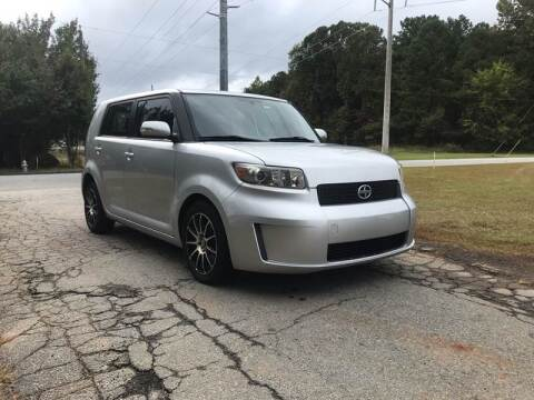 2008 Scion xB for sale at CAR STOP INC in Duluth GA