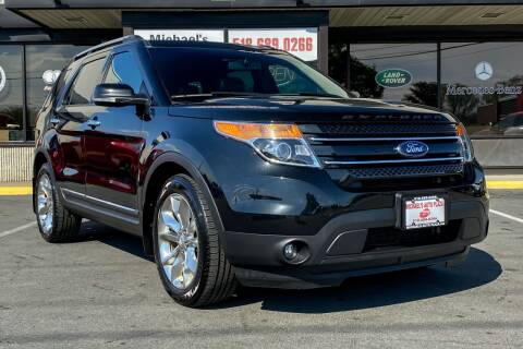 2014 Ford Explorer for sale at Michaels Auto Plaza in East Greenbush NY