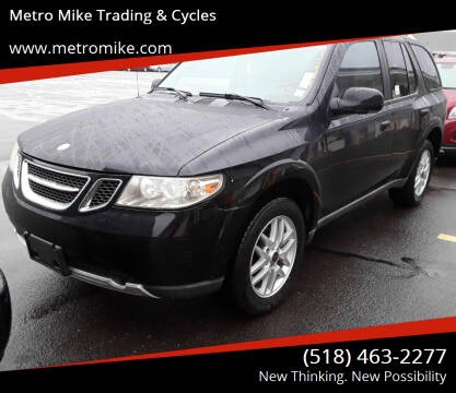 2008 Saab 9-7X for sale at Metro Mike Trading & Cycles in Albany NY