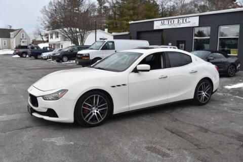 2014 Maserati Ghibli for sale at AUTO ETC. in Hanover MA
