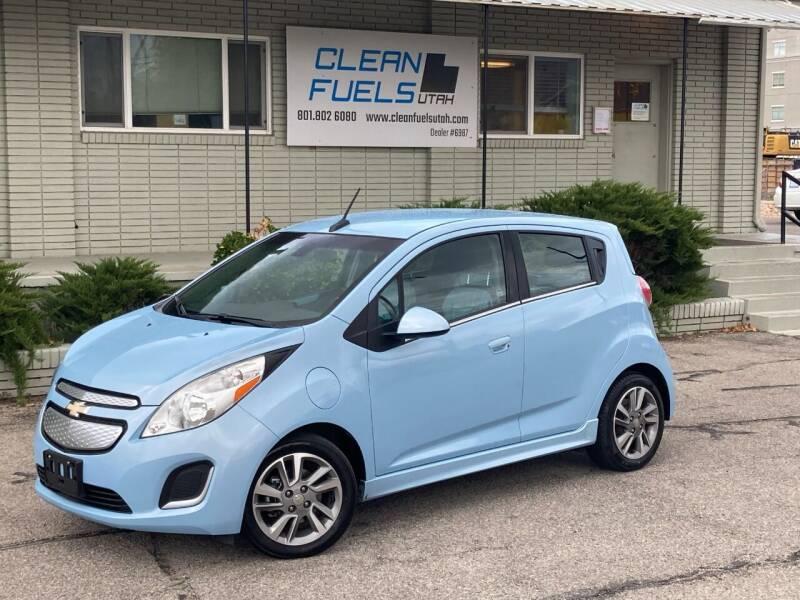 2015 Chevrolet Spark EV for sale at Clean Fuels Utah - SLC in Salt Lake City UT