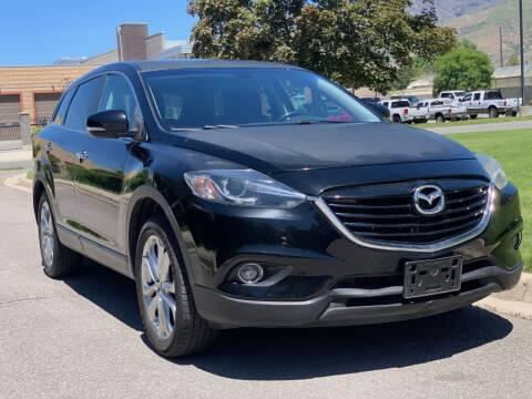 2013 Mazda CX-9 for sale at A.I. Monroe Auto Sales in Bountiful UT