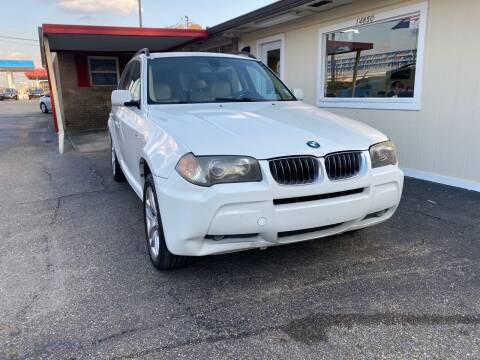2006 BMW X3 for sale at Port City Auto Sales in Baton Rouge LA