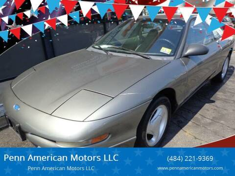 1996 Ford Probe for sale at Penn American Motors LLC in Allentown PA