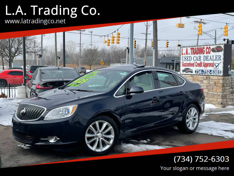 2016 Buick Verano for sale at L.A. Trading Co. in Woodhaven MI