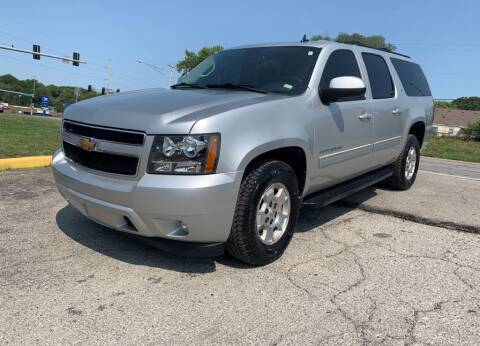 2011 Chevrolet Suburban for sale at InstaCar LLC in Independence MO