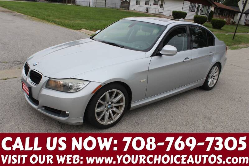2011 BMW 3 Series for sale at Your Choice Autos in Posen IL